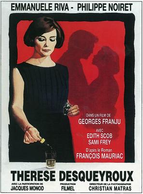 Thérèse Desqueyroux - Jaquette DVD