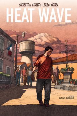 Heatwave - Poster - EN
