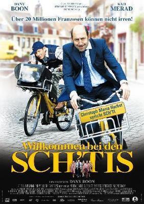 Bienvenue chez les Ch'tis - Poster - Germany - © Prokino