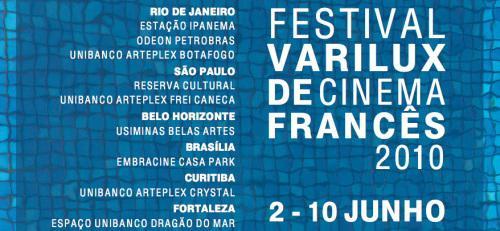 Brésil : Festival Varilux de cinema francês