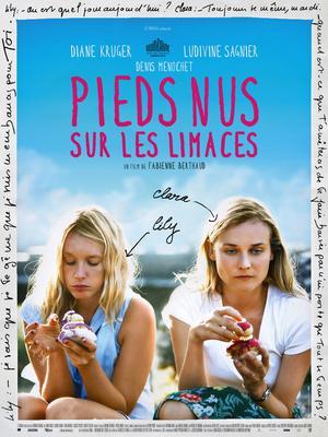 Pieds nus sur les limaces - Poster - France