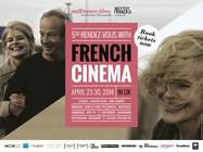 Rendez-vous with French Cinema in the UK