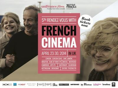 Rendez-vous with French Cinema in the UK - 2012