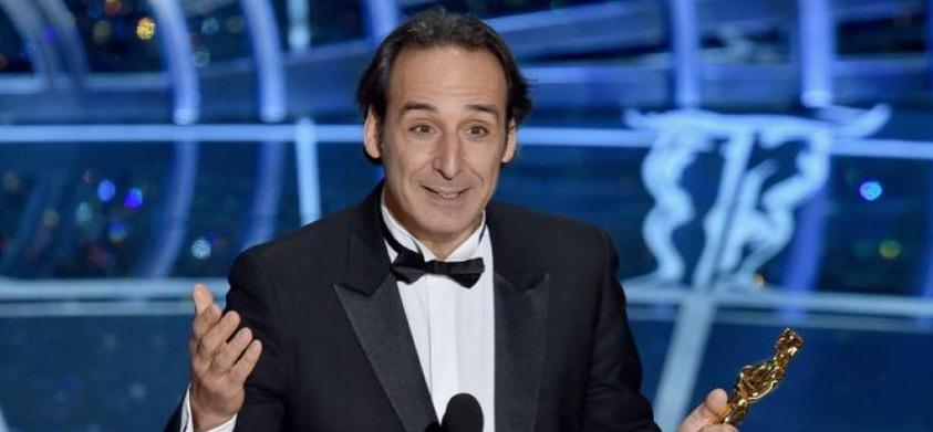¡Alexandre Desplat obtiene su primer Oscar!