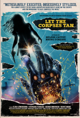 Let the Corpses Tan - Poster - US