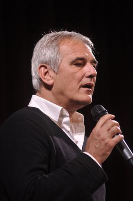 Laurent Cantet in Budapest for the 5th Francophone Film Days - Laurent Cantet