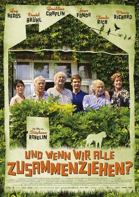 Et si on vivait tous ensemble ? - Poster - Allemagne