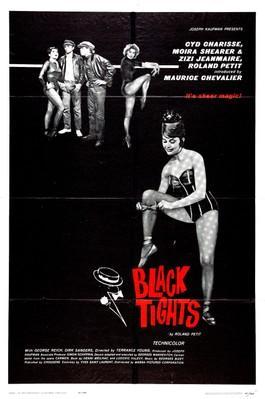 Les Collants noirs (Un, deux, trois, quatre) - Poster - US