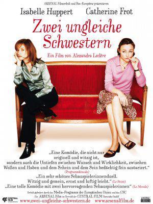 Les Soeurs fâchées - Poster Allemagne