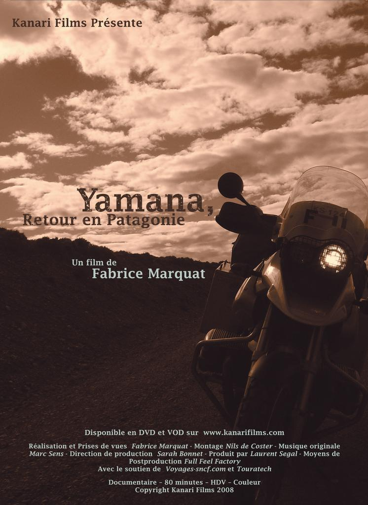 Yamana, retour en Patagonie