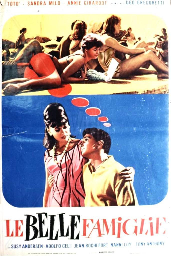 Giuseppe Colizzi - Poster Italie