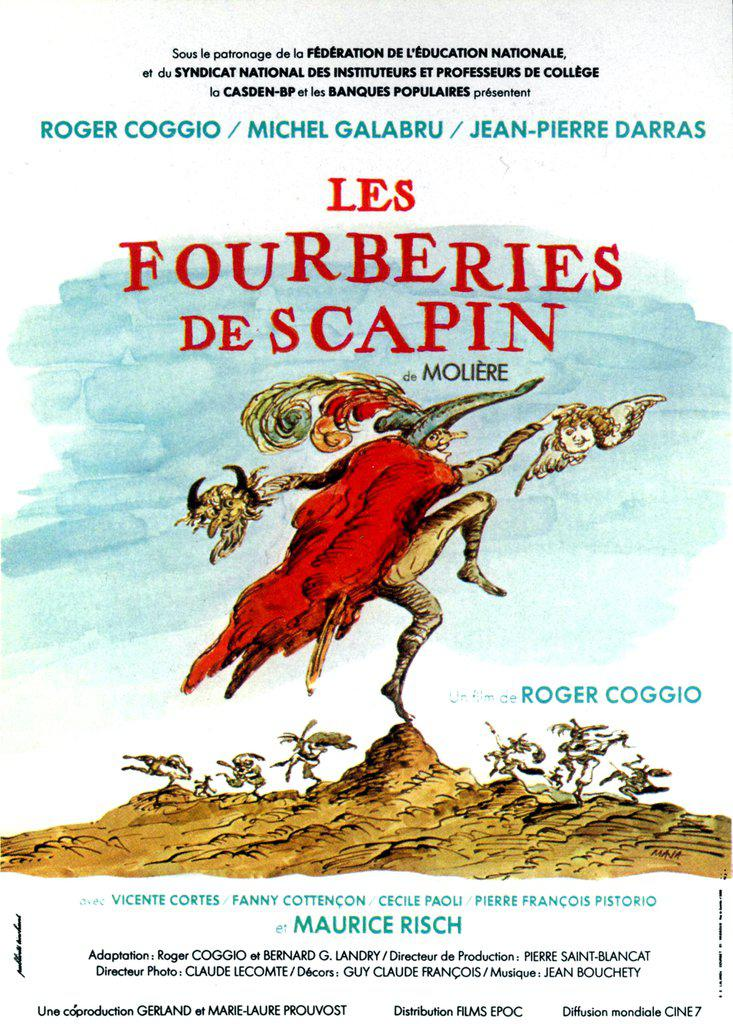 The Trickeries of Scapin