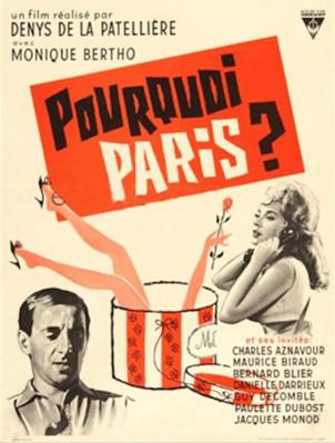 Pourquoi Paris ?