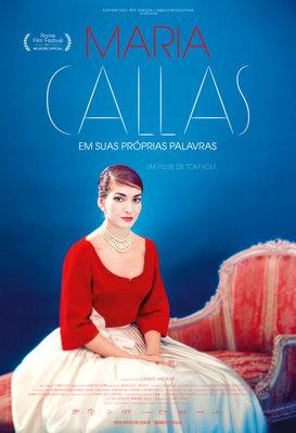 Maria by Callas - Poster - Brazil