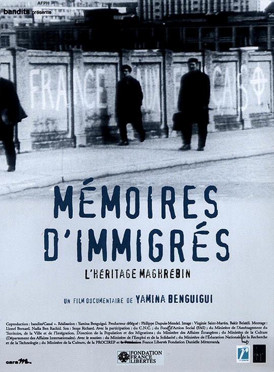 Mémoires d'immigrés - L'Héritage maghrebin