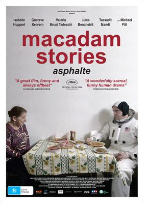 Macadam Stories - Poster - Australia