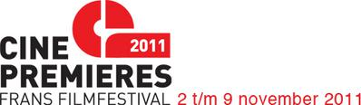 Festival Ciné Premières de Groningue  - 2011