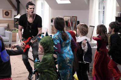 Rock'n Roll - © Jean Claude Lother (2017) Les Productions du Trésor-Pathé Production-M6 Films-Appaloosa Cinéma-Caneo Films