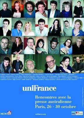 Des Australiens à Paris