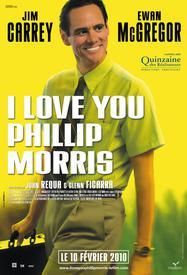 I Love You Phillip Morris - Poster - France
