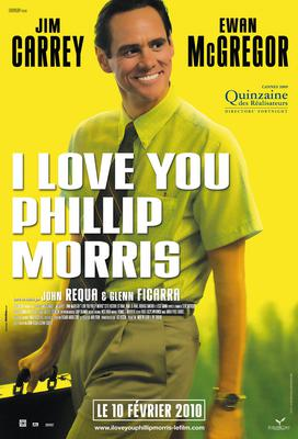 I Love You Phillip Morris /フィリップ、きみを愛してる! - Poster - France