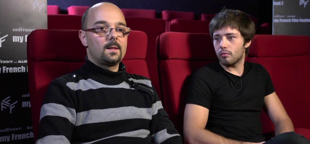 インタヴュー : Michaël Guerraz & Laurent Delbecque