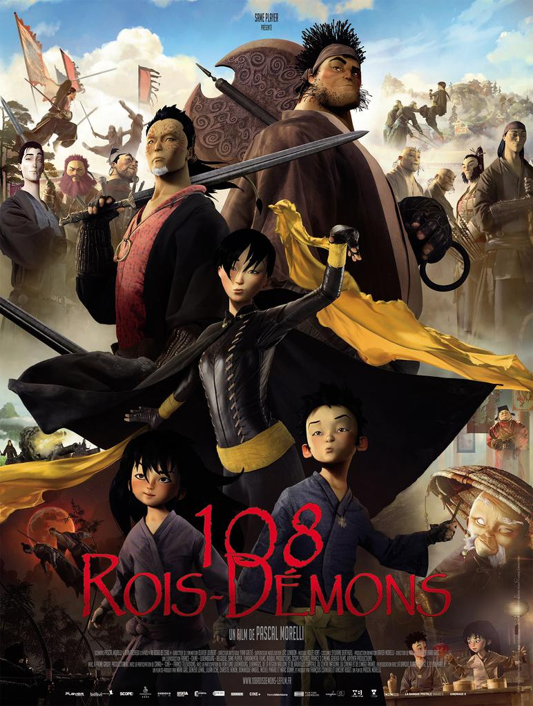 The Prince and the 108 Demons (2014) Hindi Dual Audio 480p BluRay x264 ESubs 400MB