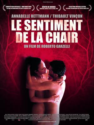 Le Sentiment de la chair - Poster - France