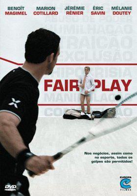 Fair play - Poster - Brasil