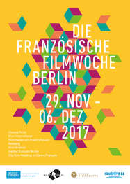 Semana de Cine Francés de Berlín