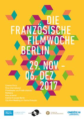 Semana de Cine Francés de Berlín - 2017
