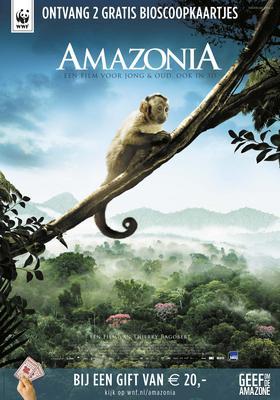 Amazonia - Poster - The Netherlands