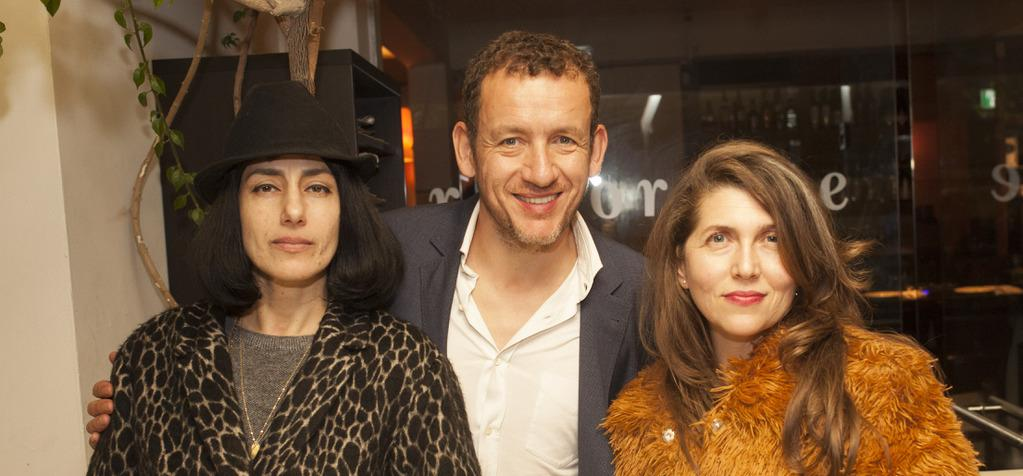 Dany Boon presents Superchondriac in Israel