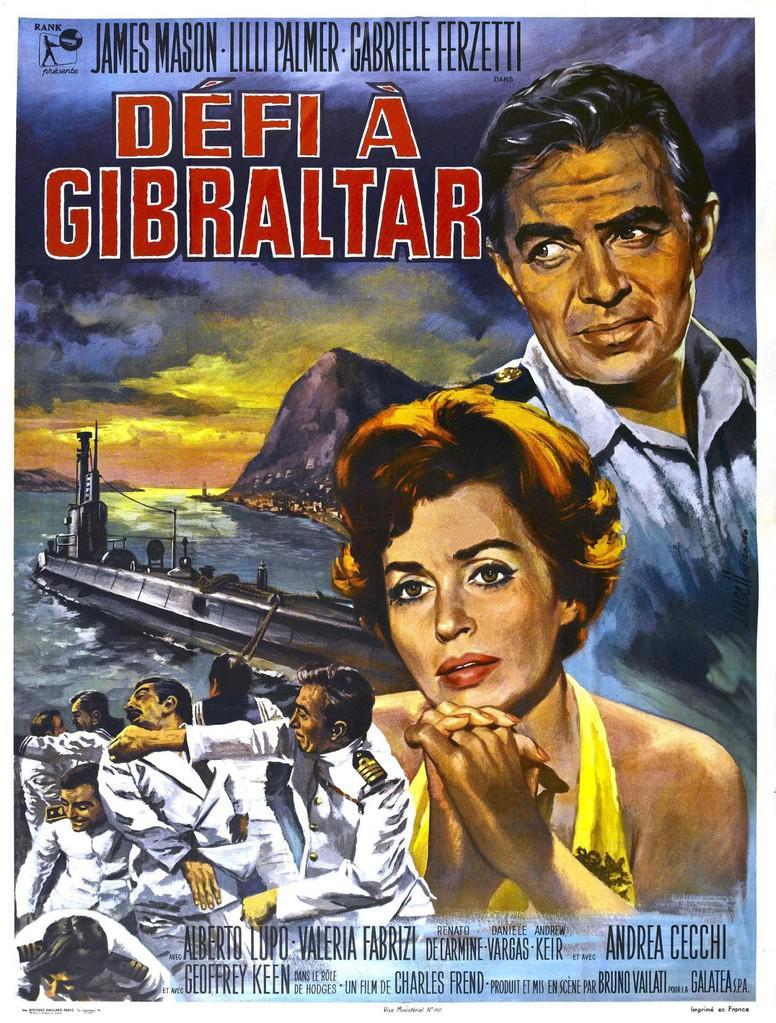 Défi à Gibraltar