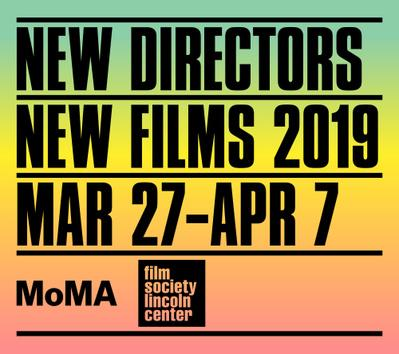 Nueva York - New Directors  New Films - 2019