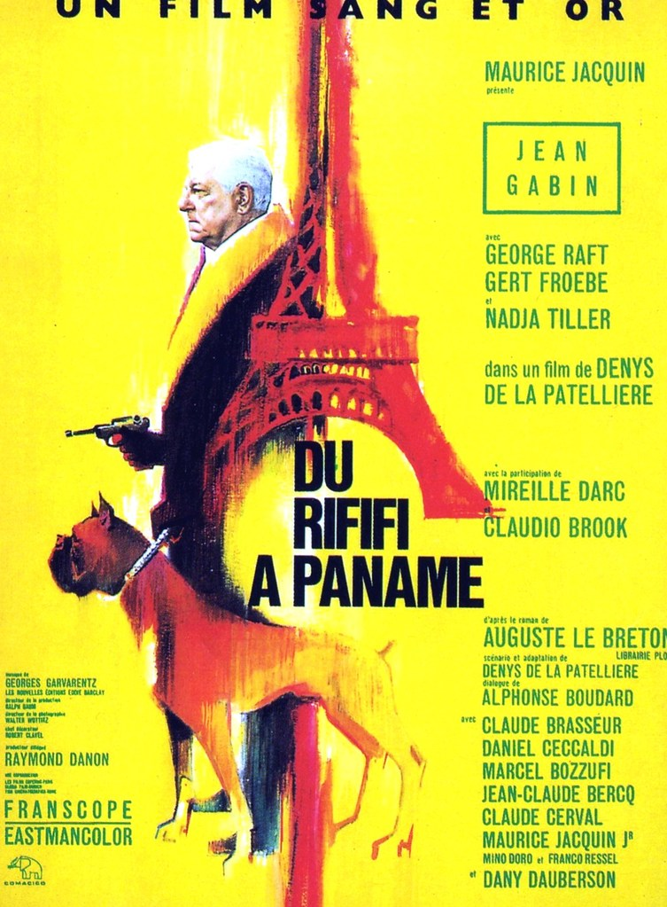 Rififi in Paris