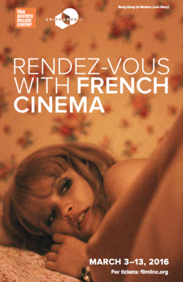 Rendez-Vous With French Cinema en Nueva York - 2016