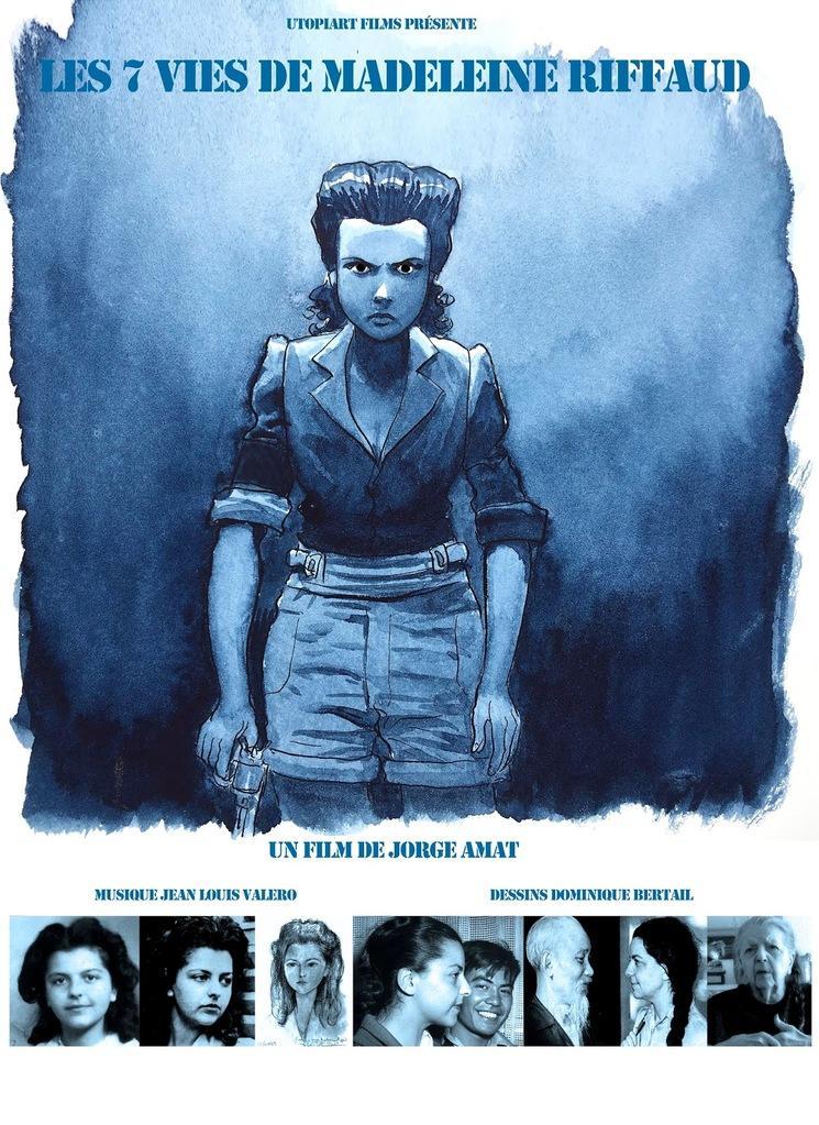 Les 7 Vies de Madeleine Riffaud