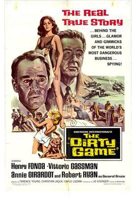 The Dirty Game - Poster Etats-Unis