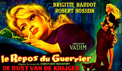 Le Repos du guerrier - © Poster Belgique
