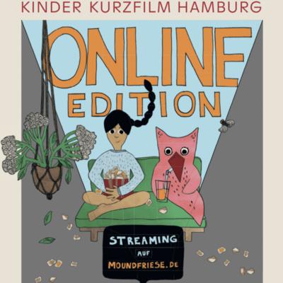 Hamburg (Mo & Friese) - International Children's Film Festival - 2021