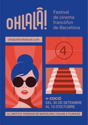OHLALÀ! Festival de cinéma francophone de Barcelone  - 2021