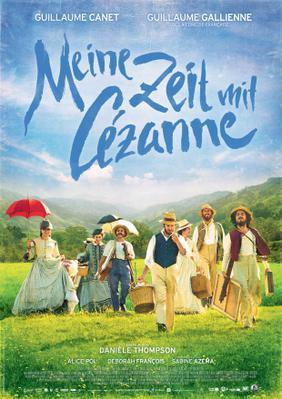 Cézanne et moi - Poster - Germany