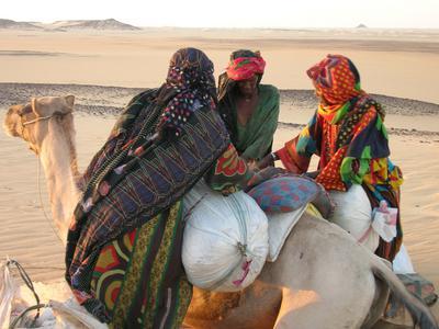 Vents de sable, femmes de roc - © Jean Paul Meurisse