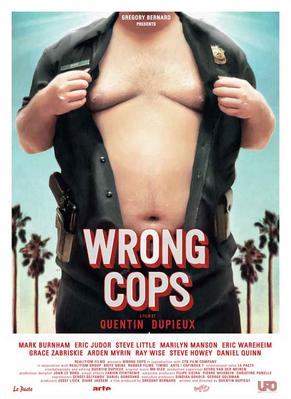 Wrong Cops - Poster USA