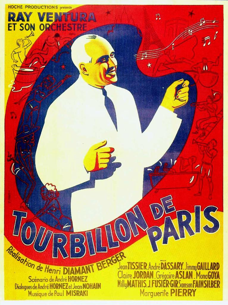 Société de Production du Film Tourbillon de Paris