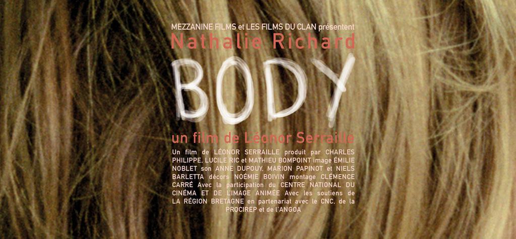 Pase gratuito para el cortometraje «Body», dirigido por Léonor Serraille