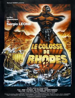 El Coloso de Rodas - Réédition - France