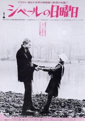 シベールの日曜日 - Poster Japon