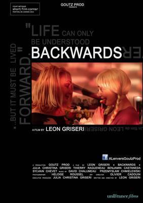 Backwards - Goutz Prod - English Poster